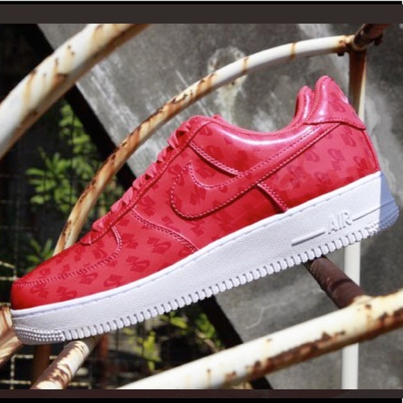 Newnike Siren Red Air Force Lv8 Uv Gs